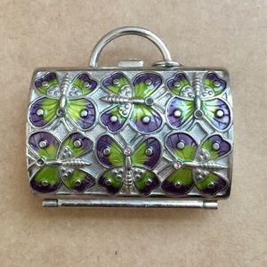 Judith Leiber For Neiman Marcus Trinket Pill Box